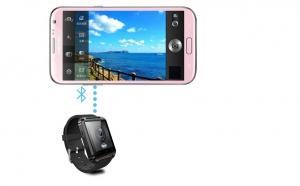 Smart Watch MTK U8 Bluetooth pentru Smartphone Android si IPhone, la doar 269 RON in loc de 640 RON