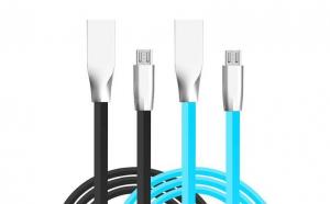 Cablu Usb de incarcare/ date zincat