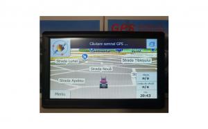 """GPS Camion-Tir 7"""" Navo 7006HD 8GB 800Mhz cu husa si parasolar"""