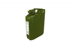 Canistra metalica RoGroup 10 L