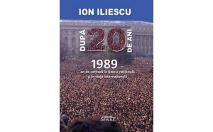 Dupa 20 de ani , autor Ion Iliescu