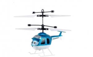 Elicopterul zburator cu inductie