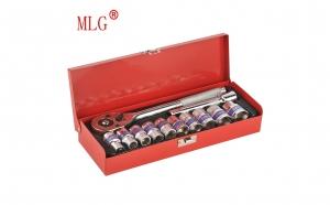 Trusa de chei tubulare MLG, 12 piese