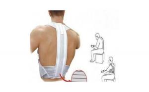 Hamul pentru corectarea pozitiei coloanei vertebrale