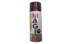 Vopsea spray magic rosu toreador 21b