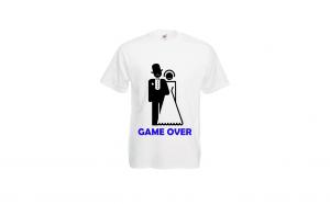 Tricou ieftin personalizat mesaj nunta, Ziua indragostitilor, Voi doi