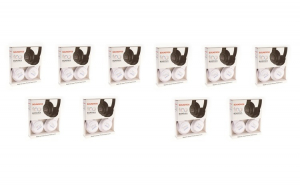 Pachet Promotional 10 x Casti PC, Over-The-Ear, Stereo, Bass Dynamic, Editie Limitata - Centenarul Romaniei, Alb