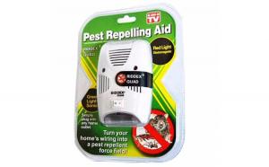 Aparat antidaunatori, sistem ultrasonic, consum redus al energiei, Pest Repelling