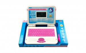 Laptop interactiv pentru copii Roz