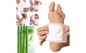 Produs cadou - Cutie 10 plasturi pentru detoxifiere