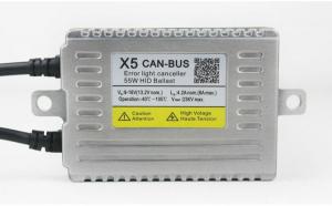 Ballast xenon X5 Canbus Slim 55W
