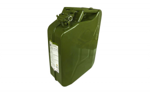 Canistra metalica RoGroup 20 L