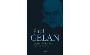 Opera poetica I - Paul Celan ed 2019