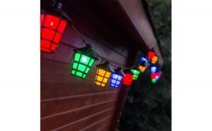 Ghirlanda LED Felinare