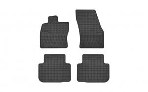 Set covorase cauciuc negru VW Golf Sportsvan 02.14- (PL) liftback frogum