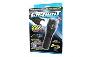 Lanterna profesionala LED Tac Light  cu lupa si zoom, rezistenta la apa