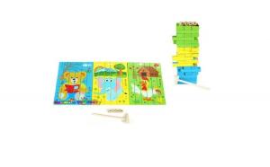 Jenga puzzle 3