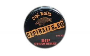 Dip Strawberry, Cipi Baits, 100 ml