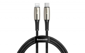 Cablu de date/incarcare Baseus, Water