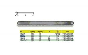 Panza fierastraie pentru metale si lemn 300x25x72