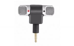 Microfon Stereo Super Mini Techstar®