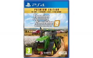Joc Farming Simulator 19 Premium Edition