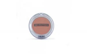 Fard de obraz Natural Matte Silky Blusher,Seventeen,11 Pale Rose,6 g