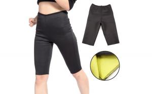 Pantaloni Fitness Slim Fit din Neopren