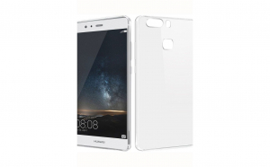 Husa slim silicon Huawei P9,Transparenta