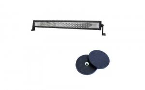 Pachet Led Bar 540w Curbat, 54000 LM, 12-24V si Suporti magnetici inclusi
