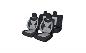 Huse scaune auto Citroen C6 Exclusive Fabric Space