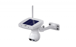 Camera supraveghere solara, functie PIR,