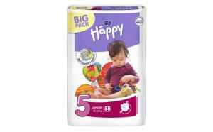 Scutece Happy Big Pack Junior pentru