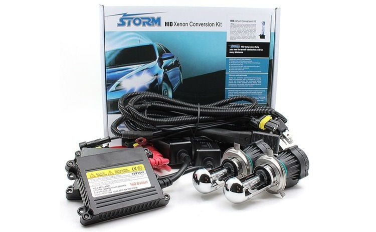 Kit bixenon ballast slim digital 35W