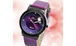 Ceas dama Prema Casual Purple