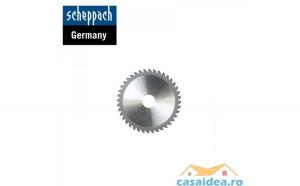 Disc de taiere pentru fierastrau circular tip TCT 500 mm x 30  36 Dinti Scheppach