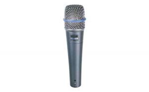 Microfon cu fir supercadioid tip dinamic SHR Beta 57A New Edition