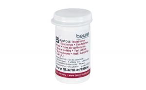 Testere pentru glucometru EVO Beurer