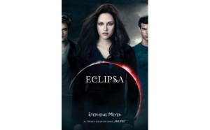 Eclipsa. Editie film , autor Stephenie Meyer