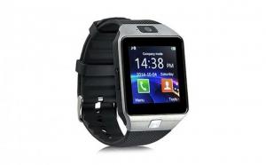 Smartwatch Bluetooth DZ09: ceas-telefon Bluetooth compatibil iOS si Android! Acum la doar 189 RON in loc de 700 RON!