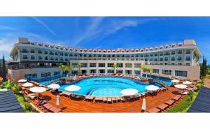 Early Booking - Hotel Meder Resort 5* Kemer - 7 nopti cu all inclusive si transport avion