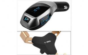 Modulator X + suport auto telefon