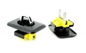 Set 2 Suporti prindere podea MK01(sisteme fixare in podea)