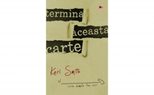 TERMINA ACEASTA CARTE, autor SMITH, Keri