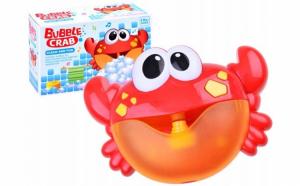 Masina de facut baloane de spuma - Crab, Mos Nicolae