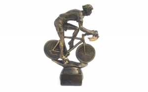 Figurina - ciclist