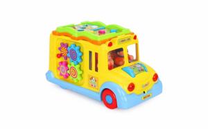 Jucarie educativa EuroBaby Autobuz