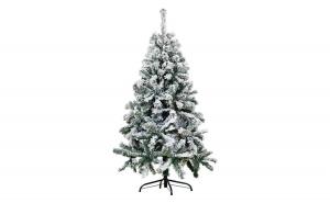 Brad de Craciun, frunzis dens, verde nins, 140 cm, 144 ramuri