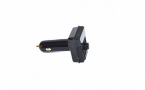 Modulator FM auto J595, 2xUSB, slot microSD, USB, 12-24V, Bluetooth
