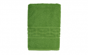 Prosop baie 70x130cm, culoare verde